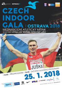 czceh indoor gala 2018
