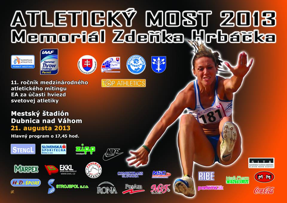 atleticky most poster 2013